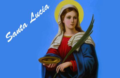 bandiera di Santa Lucia