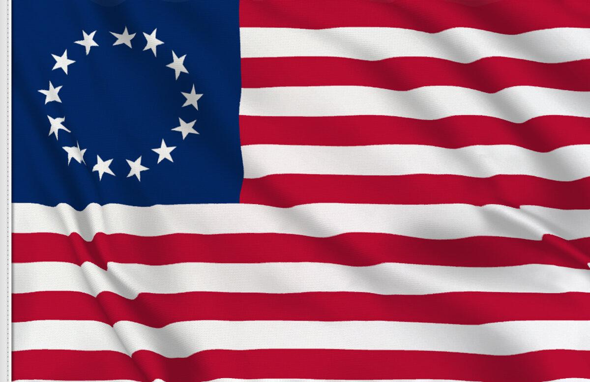 Bandiera Betsy Ross in vendita, bandiera Betsy Ross