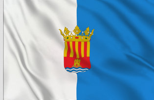 Bandiera Provincia Alicante