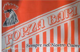 Bandiera AS Bari Storica