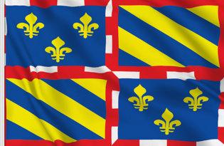 Bandiera Borgogna