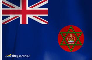 Bandiera Nigeria coloniale