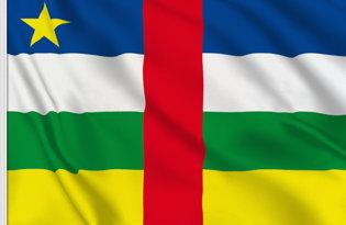 Bandiera Centro Africa
