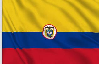 Bandiera Colombia Marina Militare