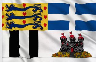Bandiera Stendardo del Duca di Edimburgo