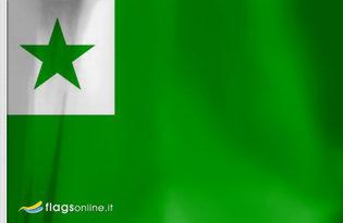 Bandiera Esperanto