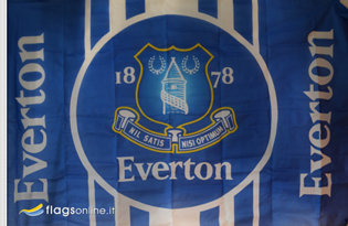 Bandiera Everton Football Club