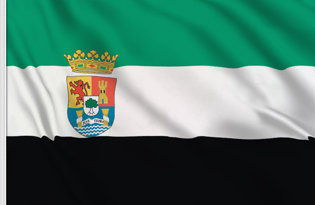 Bandiera Extremadura