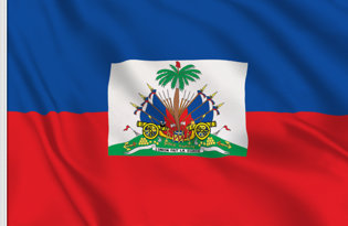 Bandiera Haiti Stato