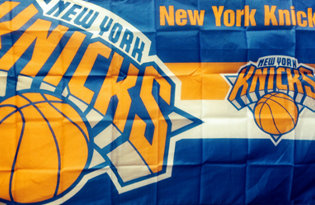 Bandiera New York Knicks