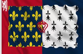 Bandiera Paesi della Loira