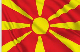 Bandiera Macedonia