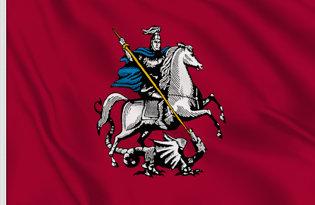 Bandiera Mosca