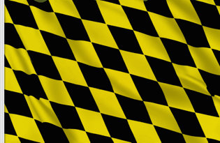 Bandiera Monaco di Baviera