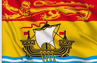 Bandiera New Brunswick