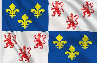 Bandiera Piccardia