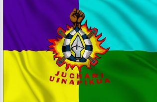 Bandiera Purepecha