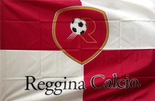 Bandiera Reggina Calcio Scacchi