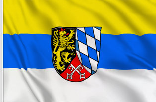 Bandiera Alto Palatinato