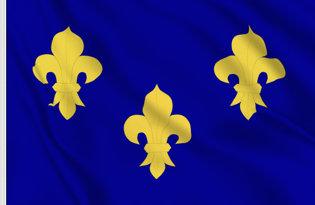 Bandiera Regno di Francia