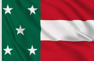 Bandiera Repubblica Yucatan