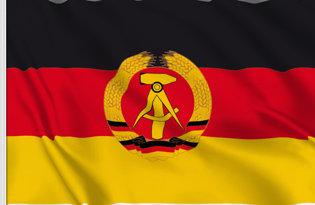 Bandiera Repubblica Democratica Tedesca