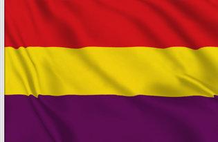 Bandiera Repubblica Spagnola