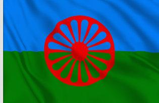 Bandiera Rom