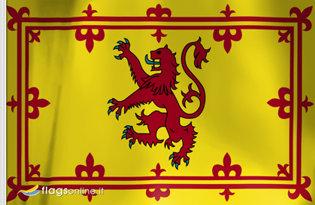 Bandiera Stendardo Reale di Scozia