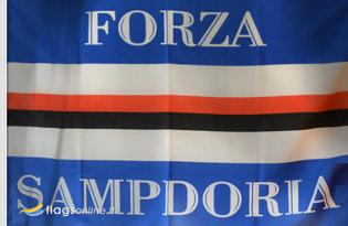 Bandiera Sampdoria Forza Storica