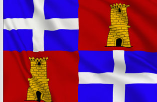 Bandiera Sassari Provincia