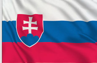 Bandiera Slovacchia