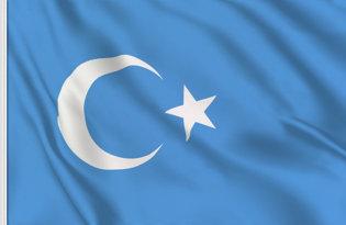 Bandiera Turkestan Orientale