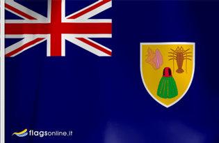 Bandiera Turks Caicos