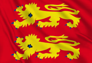 Bandiera Bassa-Normandia