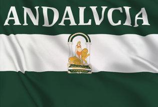Bandiera Andalusia-arbondaira