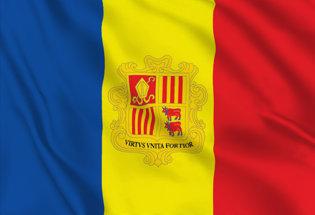 Bandiera Andorra