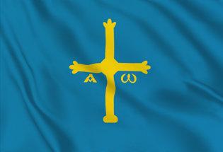Bandiera Asturie