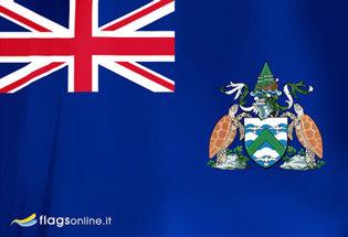 Bandiera Isola di Ascensione