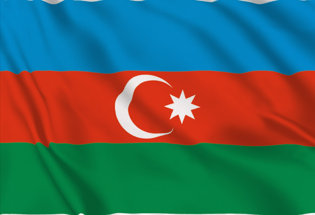 Bandiera Azerbaigian