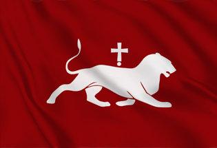 Bandiera Regno di Armenia