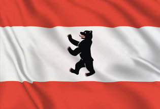 Bandiera Berlino
