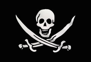 Bandiera Jolly Roger Rackham