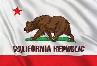 Bandiera California
