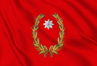 Bandiera Campobasso Provincia