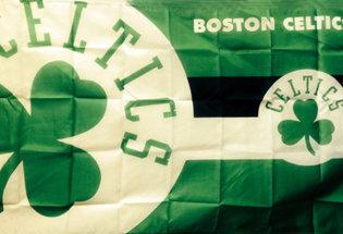 Bandiera Boston Celtics