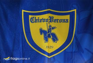 Bandiera Chievo Verona Ufficiale