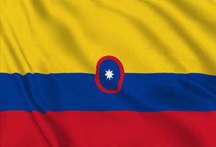 Bandiera Colombia Marina Mercantile