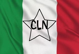 Bandiera Comitato Liberazione Nazionale