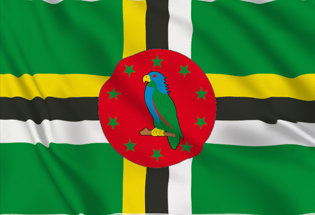 Bandiera Dominica